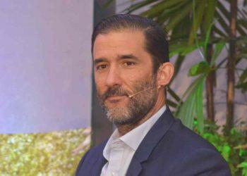 El gerente general de capital BBC, Mario Dávalos. | Lésther Álvarez