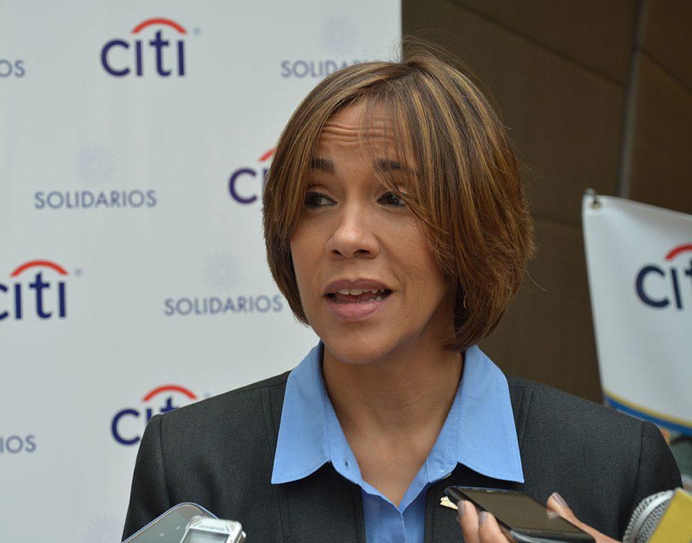 Mercedes Canalda, presidenta del Consejo de Fundaciones Americanas de Desarrollo (Solidarios). | Gabriel Alcántara