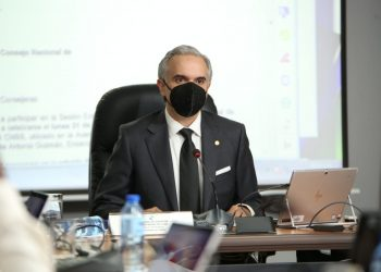 Miguel De Camps, Presidente CNSS