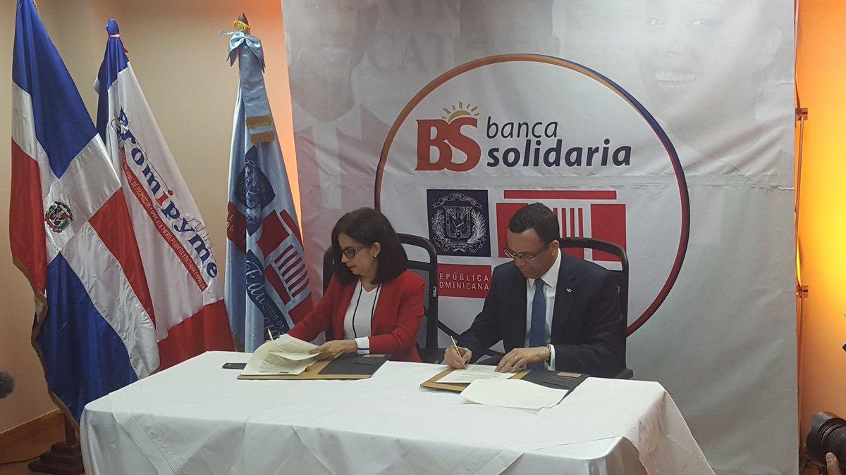 ministerio de educación y banca solidaria acuerdo