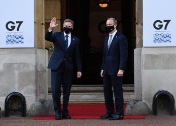 Ministros G7