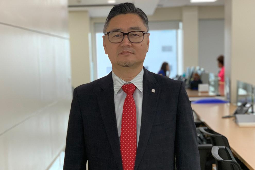 mite nishio, 2do vicepresidente de digitalización.