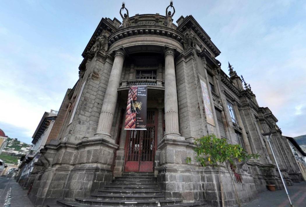 museo numismático del ecuador