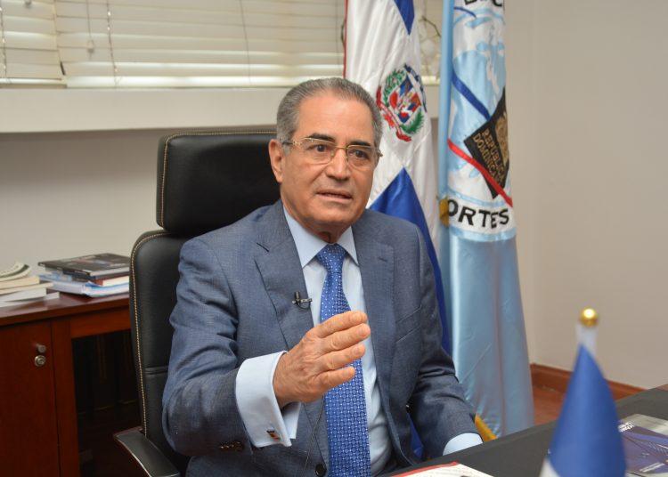 Néstor Julio Pichardo informó que impulsará nuevas alianzas interinstitucionales. | Lésther Álvarez