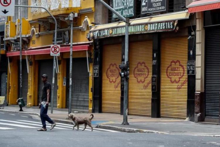 Negocios, tiendas, Brasil