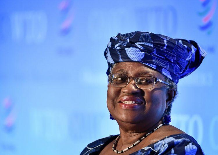 La directora electa de la OMC, Ngozi Okonjo-Iweala .   Fabrice Coffrini, AFP.