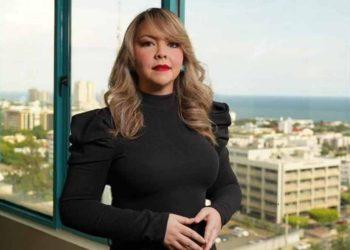 Nicolle Valerio Issa, directora ejecutiva de Asibenas.