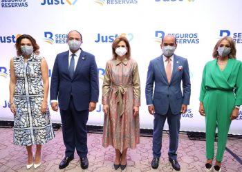 Noelia García de Pereyra, Samuel Pereyra, Raquel Peña, Víctor Rojas, Massyel Suazo de Rojas.
