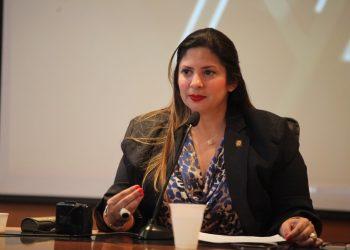 Nora Bracho, diputada Venezuela