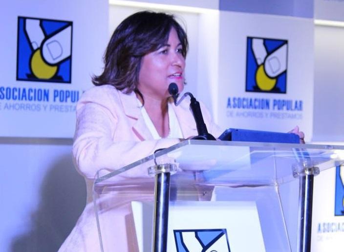 nurys marte, vicepresidente de negocios apap