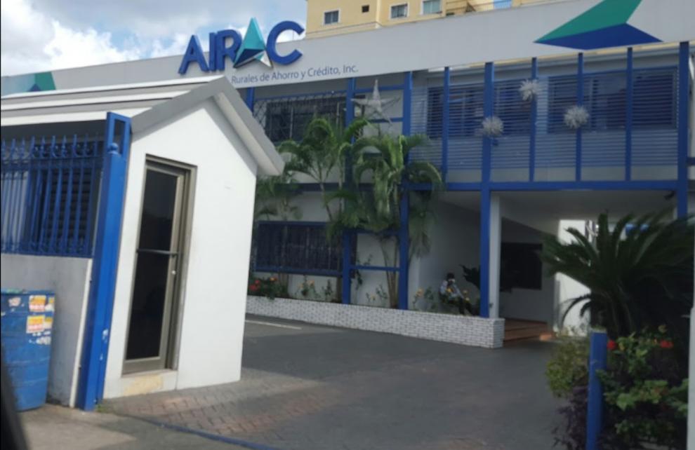 oficinas de airac en santo domingo