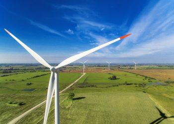 Parque eólico, energía eólica, energías renovables