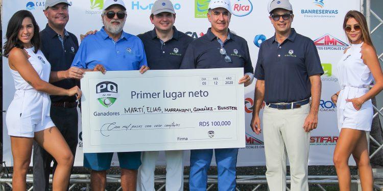 Miguel Roig, Rolando González Bunster, Andrés Marranzini, Carlos José Martí, Omar Elías