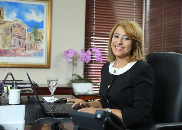 Rosanna Ruiz, presidenta ejecutiva de la ABA.