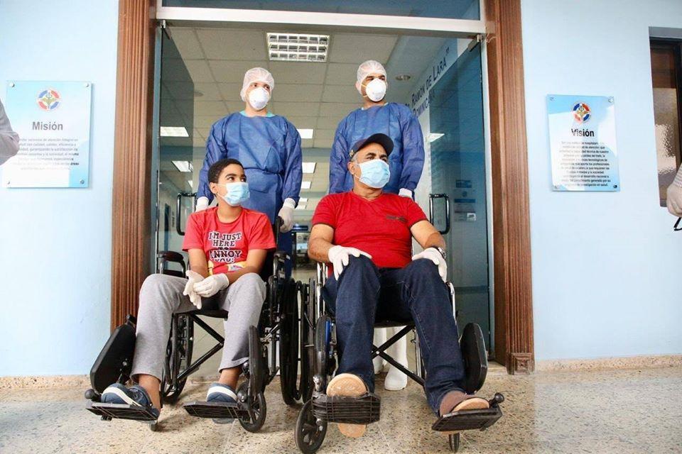 pacientes recuperados covid 19 rd