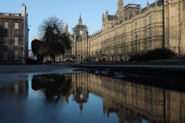 Parlamento británico.