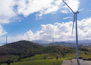 Parque eólico Los Guzmancito