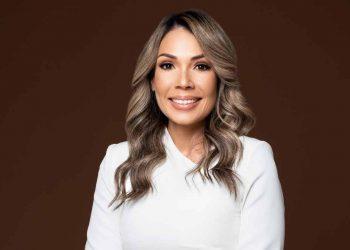 La gerente de Asuntos Corporativos de Nestlé, Patricia Mejía. | Cortesía