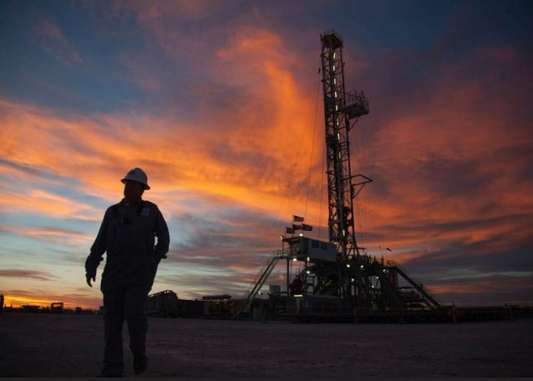 Petróleo-Texas