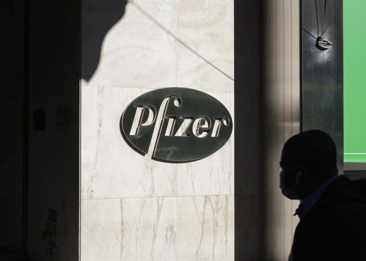 Pfizer. | Justin Lane, EFE.