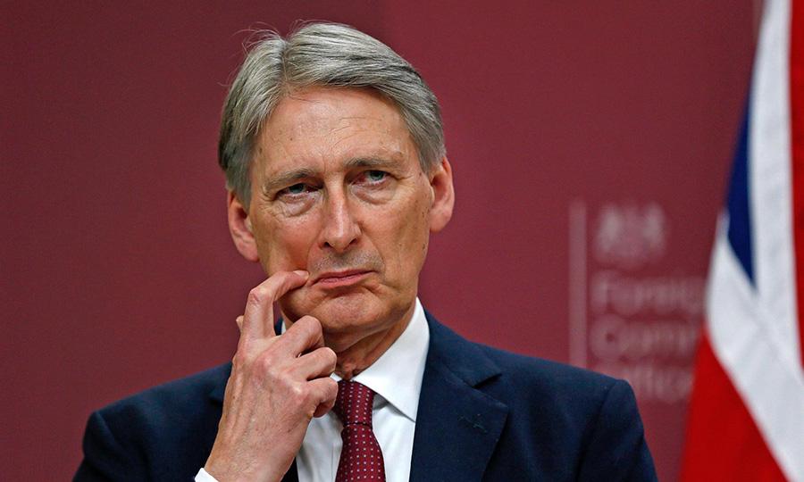 Philip Hammond, titular de Asuntos Exteriores, respalda la permanencia de Reino Unido en la Unión Europea.   Fuente externa