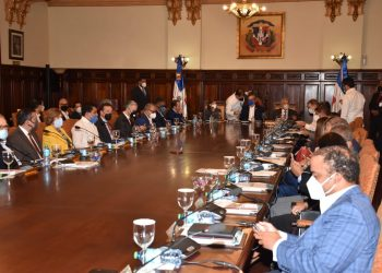 Durante un Consejo de Ministros, encabezado por el presidente Luis Abinader, se informa la priorización de 30 políticas que procuran acelerar el logro de los objetivos de la Estrategia Nacional de Desarrollo y los Objetivos de Desarrollo Sostenible.