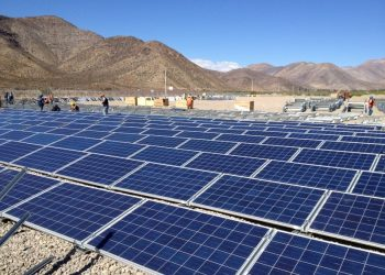 Planta solar fotovoltaica Oruro