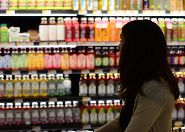 Precios al consumidor, supermercados