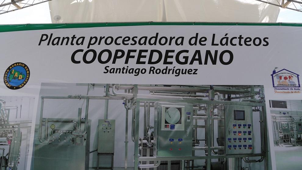 procesadora de lácteos