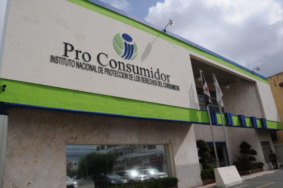 Sede de ProConsumidor.| Archivo