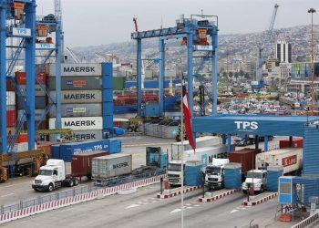 Producción industrial Chile