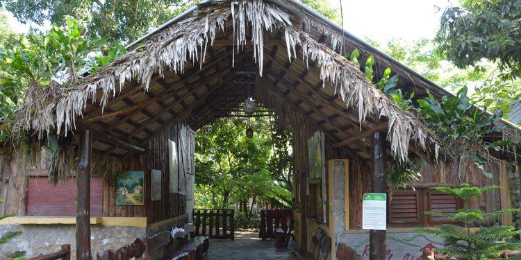 El Rancho Don Lulú, una opción que invita al descanso en la falda de la Loma Quita Espuela.