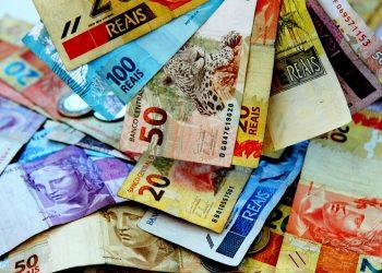 Reales Brasileños dinero