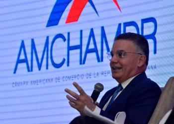 Pedro Brache, presidente del Conep. | Lésther Álvarez