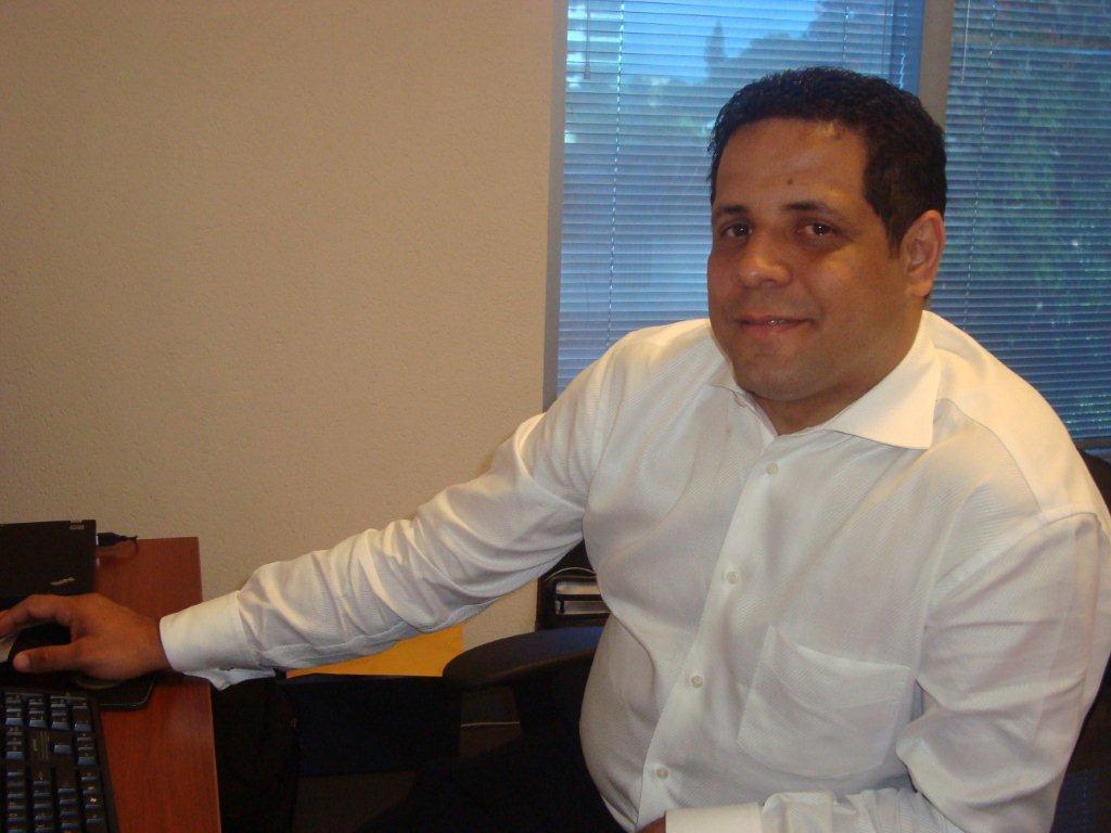 Richard Troncoso, ejecutivo de Deliotte.