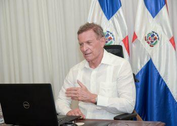 El ministro de Relaciones Exteriores, Roberto Álvarez.