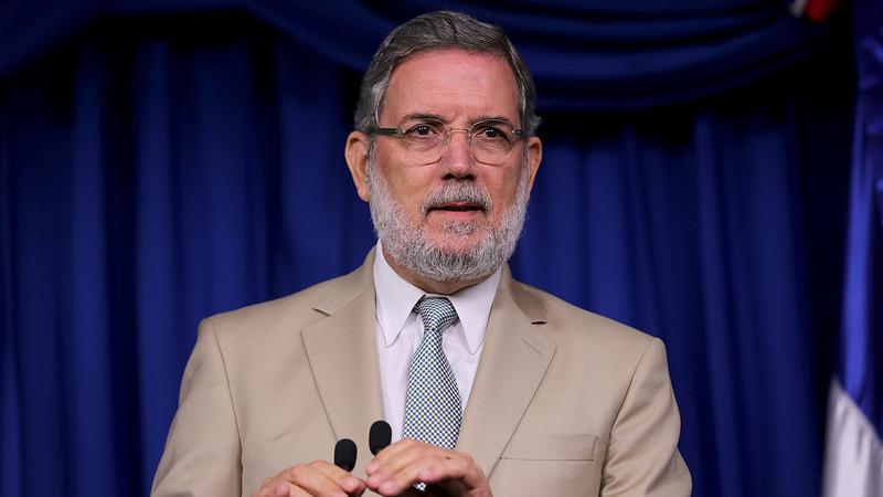 Roberto Rodríguez Marchena, portavoz de la Presidencia./elDinero