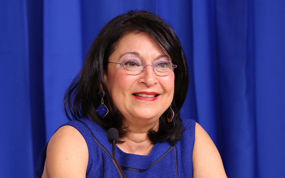 Rosa Rita Álvarez, presidenta de Fundación Reservas del País.