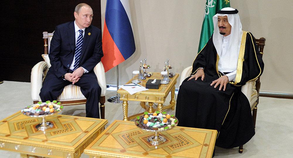 rusia y arabia saudí acuerdo petróleo