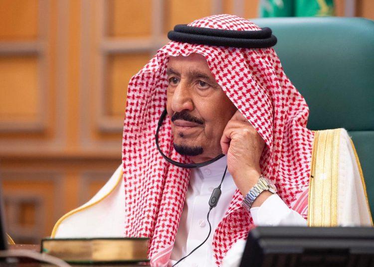 El rey de Arabia Saudí, Salman bin Abdulaziz. | Bandar Algaloud, Saudi Royal Court via Reuters.