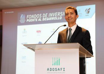 Santiago Sicard, presidente de Adosafi.