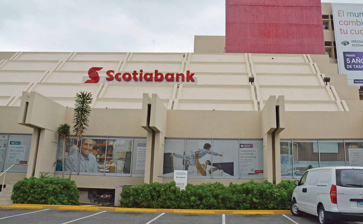 scotiabank banca extranjera