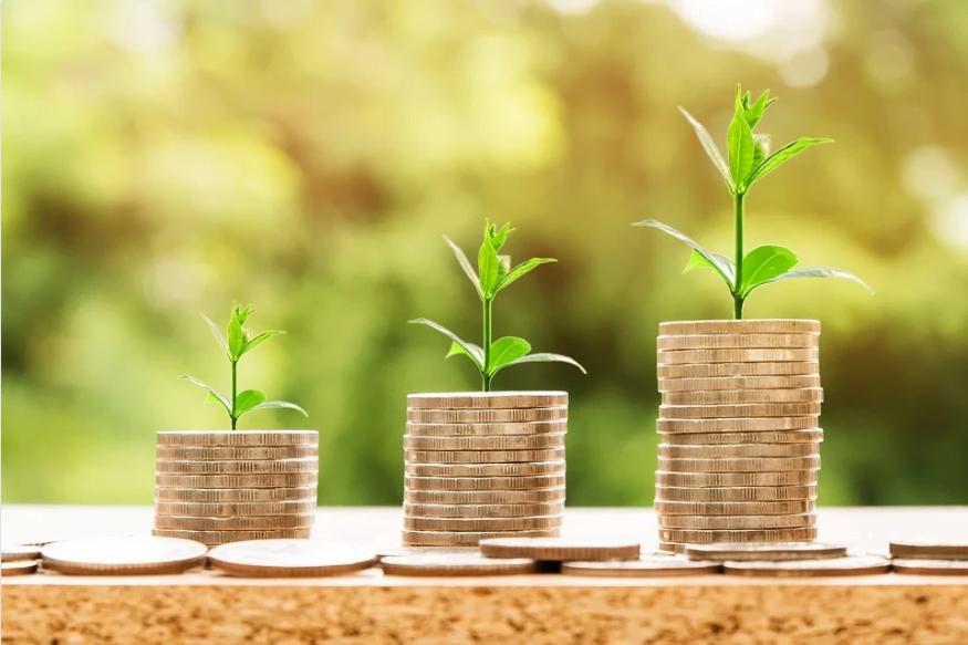 Ahorro, economía verde, monedas