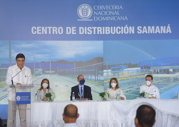El Centro de Distribución está ubicado en el municipio de Sánchez,  en la provincia Samaná, contó con una inversión de 8.6 millones de dólares.