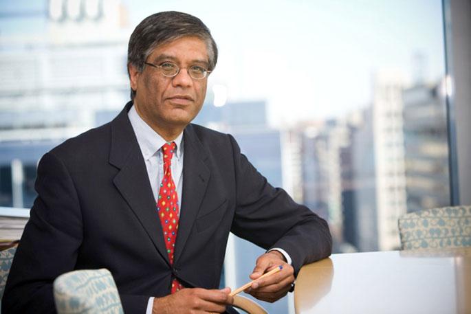 Siddaharth Tawari, director ejecutivo de la Fondo Monetario Internacional.