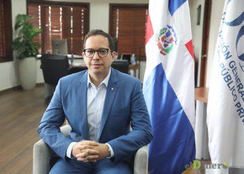 El director general de Alianzas Público Privadas, Sigmund Freund. | Danielis Fermín
