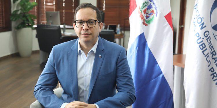 El director general de Alianzas Público Privadas, Sigmund Freund.   Danielis Fermín