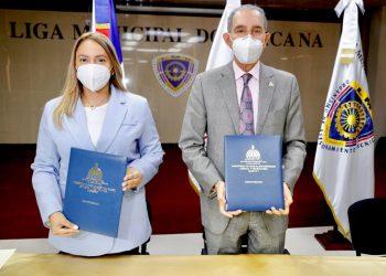Mayrelin Garcia y  Franklin García Fermín.