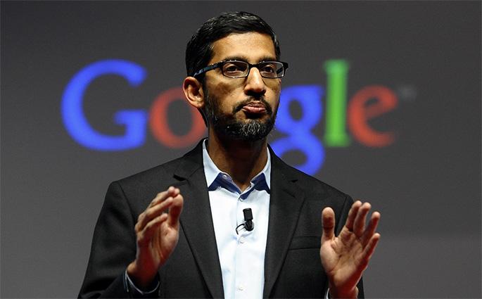 Sundar Pichai, VP de Google