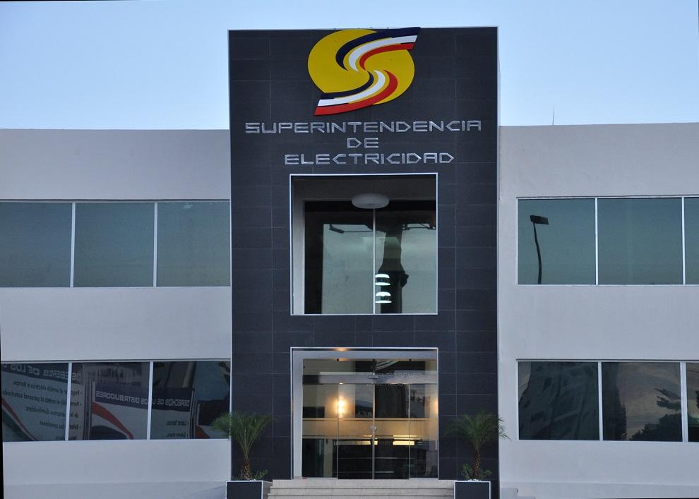superintendencia electricidad